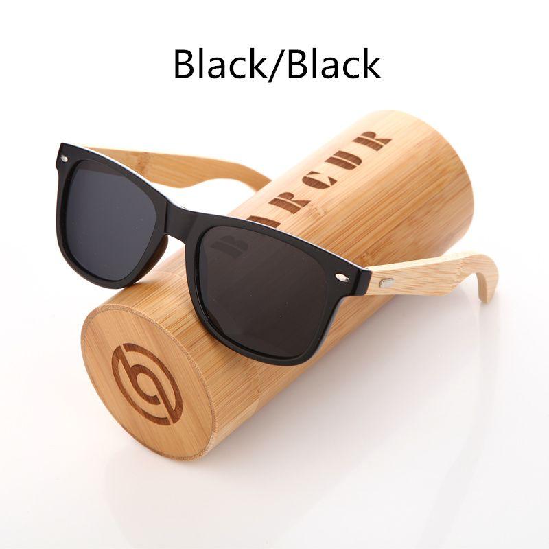GOWOOD Walnussholz Sonnenbrille Herren und Damen Polarisiert