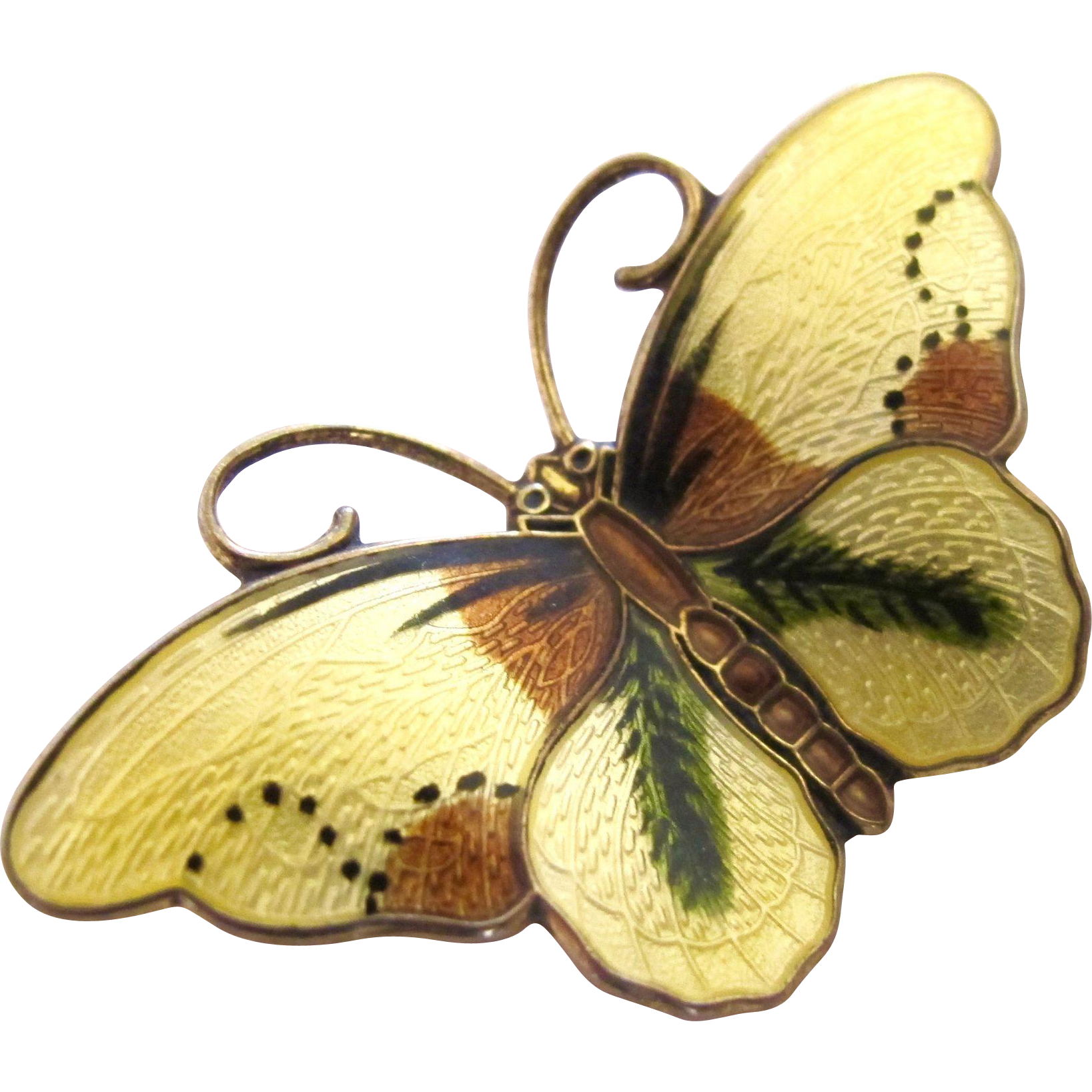 Discount vintage butterfly pins brooches