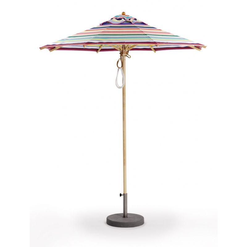 Sonnenschirm Klassiker Von Weishaupl Rund 450 Cm Sonnenschirm