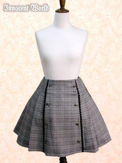 Innocent World: Glenda Skirt
