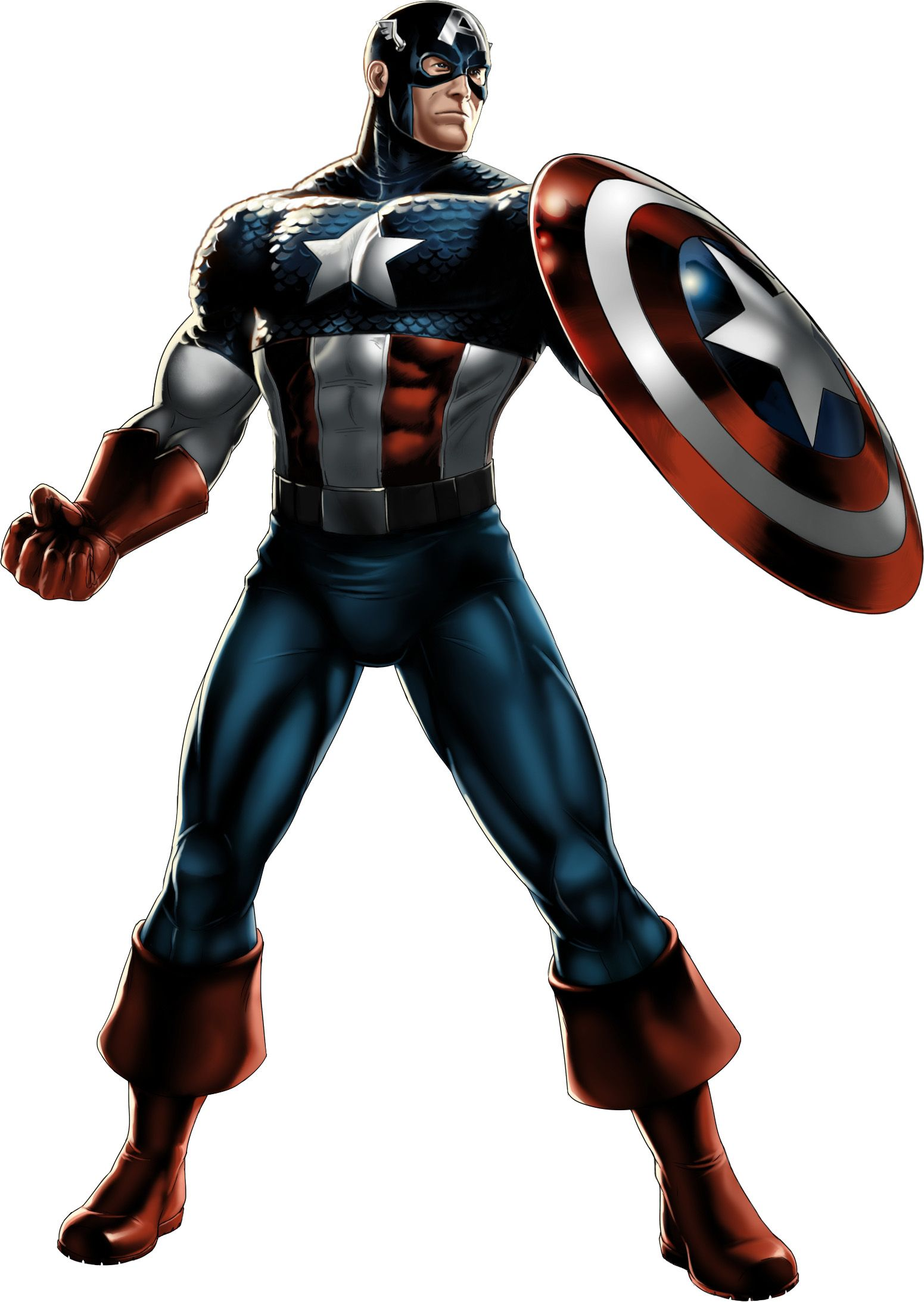 captain america classic marvel avengers alliance pinterest. Black Bedroom Furniture Sets. Home Design Ideas