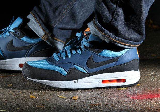 nike store air max 1 essential blue