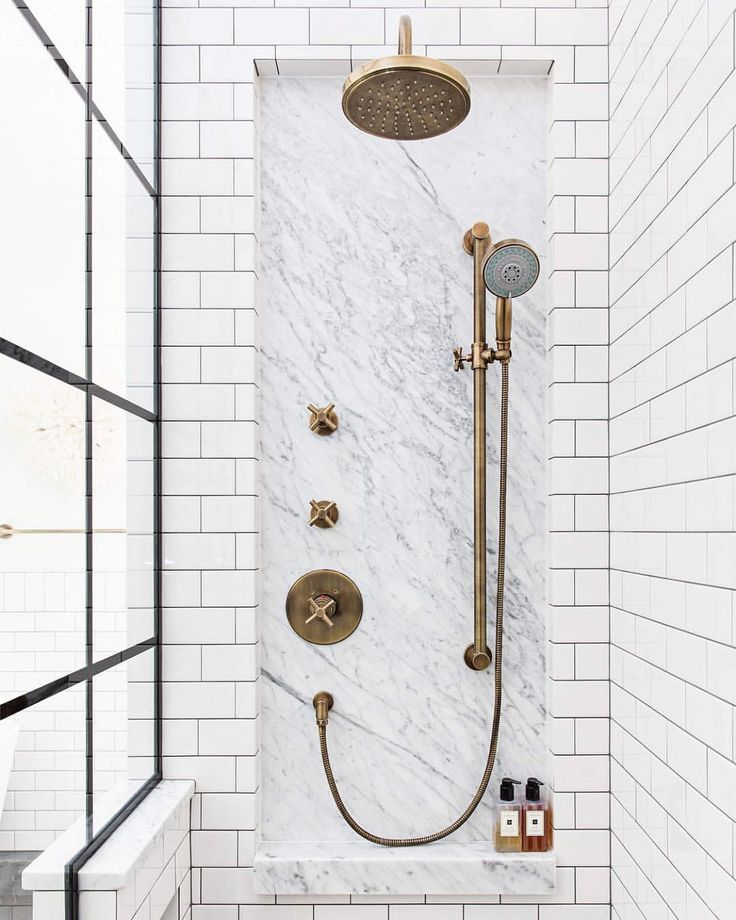 5 Vintage Style Aged Brass Shower Faucets Hardware Systems Gorgeous Bathroom Amazing Bathrooms Shower Fixtures