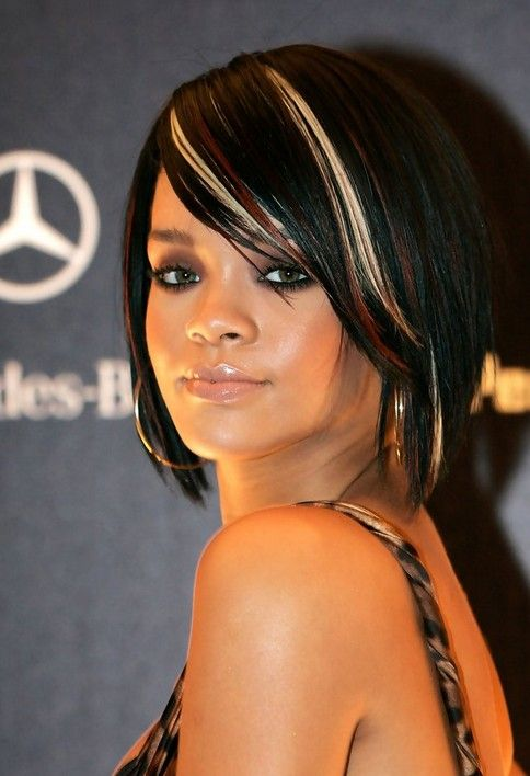 Miraculous 1000 Images About Rihanna39S Fashion On Pinterest Short Hairstyles Gunalazisus