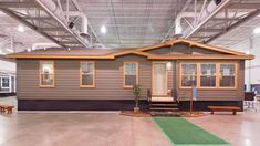 World s Most Beautiful Manufactured Homes Prairie View 3254 1 from Champion Homes