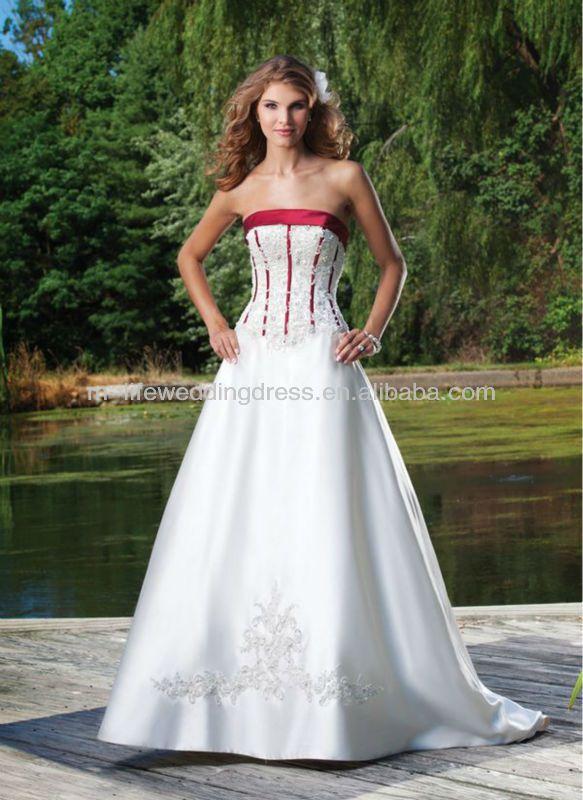 red-corset-wedding-dresswd5675-ukraine-wedding-dress-corset-red-and ...