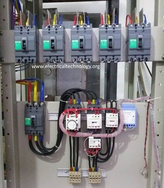 Power distribution in industries all you need to know lt panel with 22 kw ster delta stated panel one set asfbconference2016 Choice Image