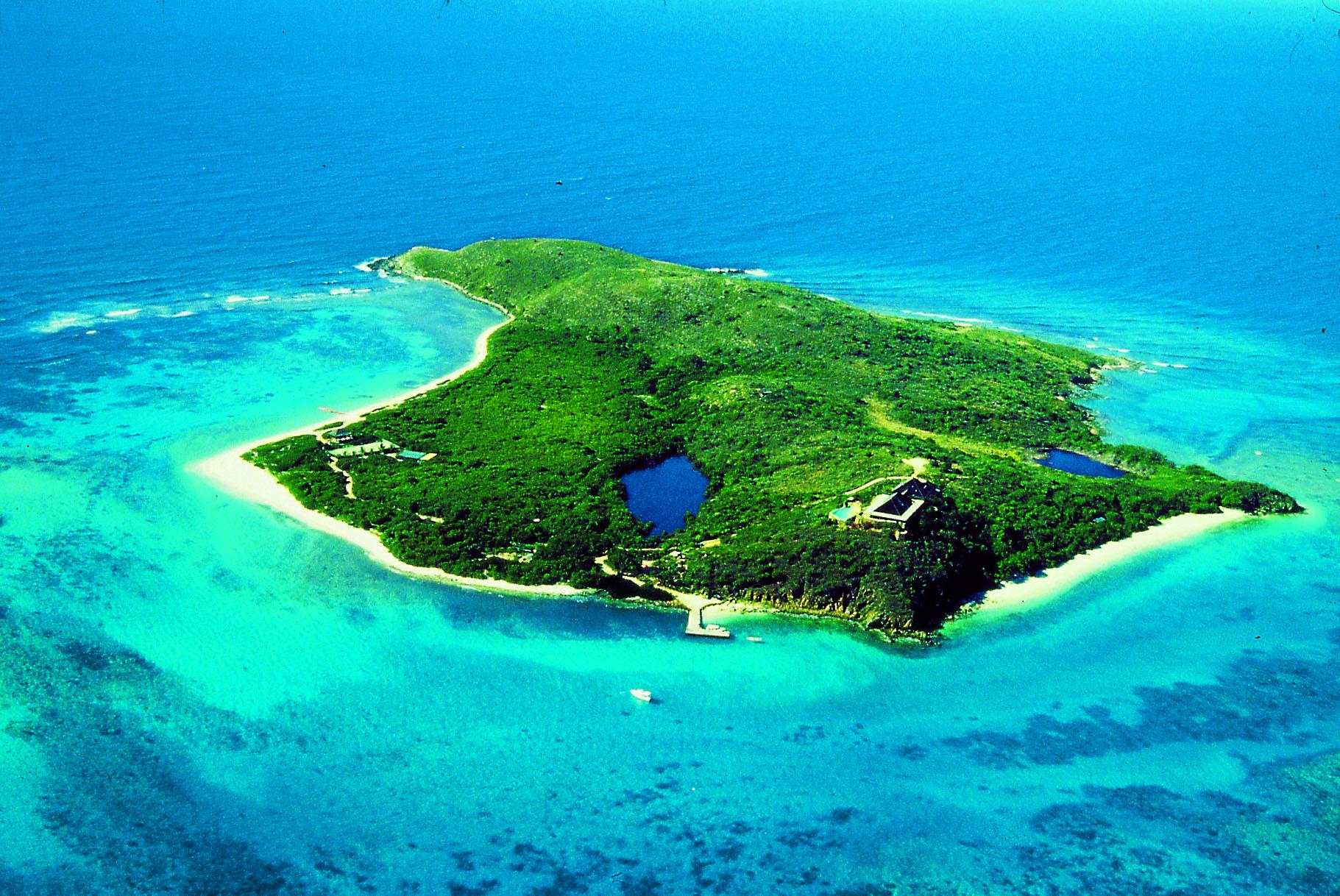 Necker Island Cntry State British Virgin Islands Region