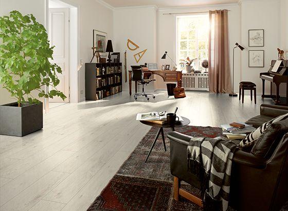 EGGER Flooring Type. 054 326   H1053 Cortina Oak white