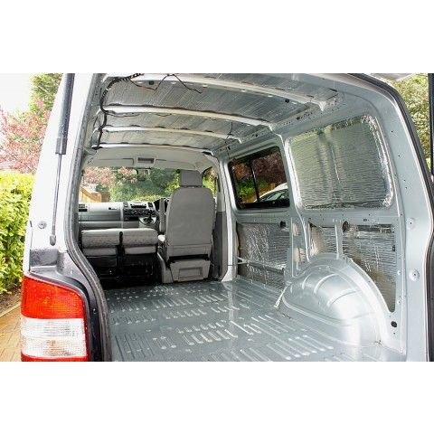 Car Van Insulation Sound Proofing 7mm Foam Liner 10sq.m Thermal Acoustic VW T5