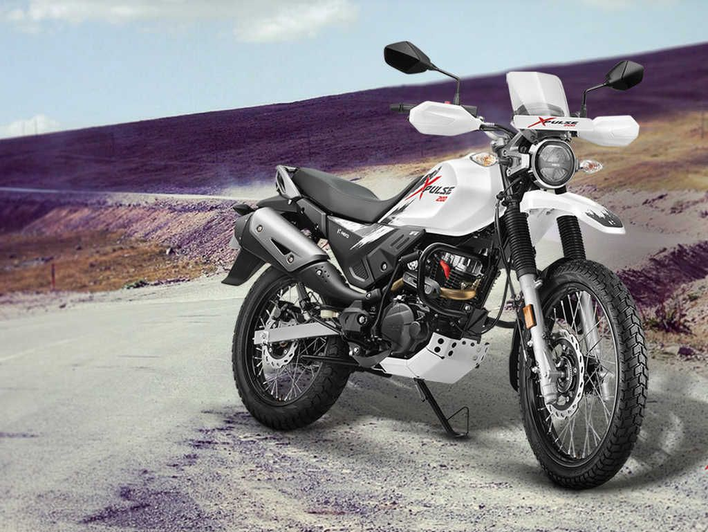 Hero Xpulse 200 Rally Kit Launched In India At A Price Of Rs