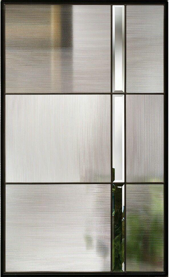 Modern Glass Design Door Glass Design Glass Cabinet Doors Reeded Glass