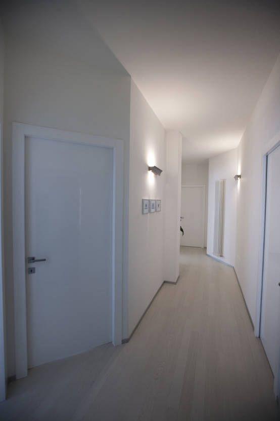 faretti led incasso cartongesso corridoio - Cerca con Google  corridoio  Pi...