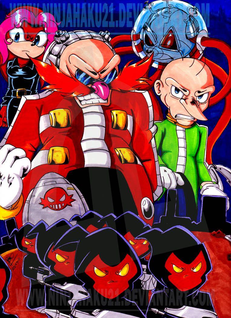 Eggman Empire By Ninjahaku21