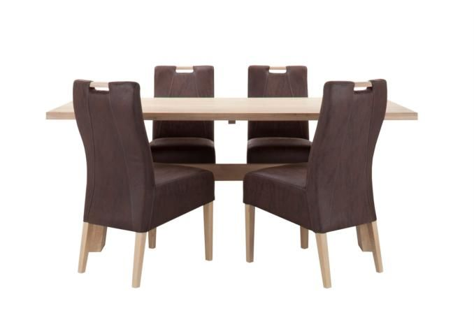 furniture village dining chairs. habufa winsgate dining table \u0026 4 chairs at furniture village - room