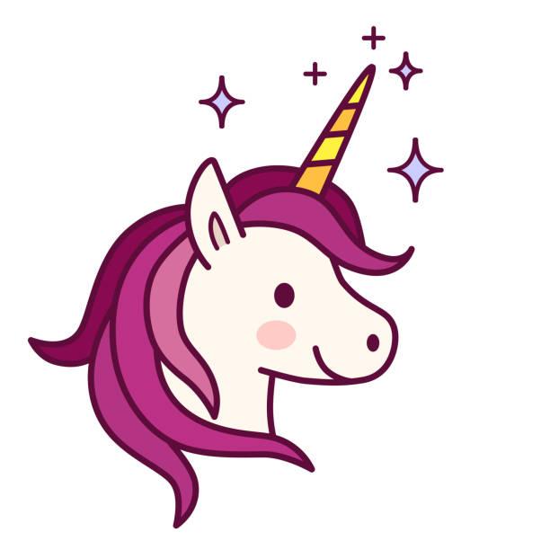 27+ Unicorn head clipart free info
