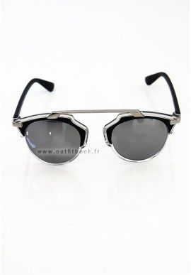 0e979b30f8f022 Lunettes de soleil - Outfitbook   sun glasses   Pinterest   Lunettes ...