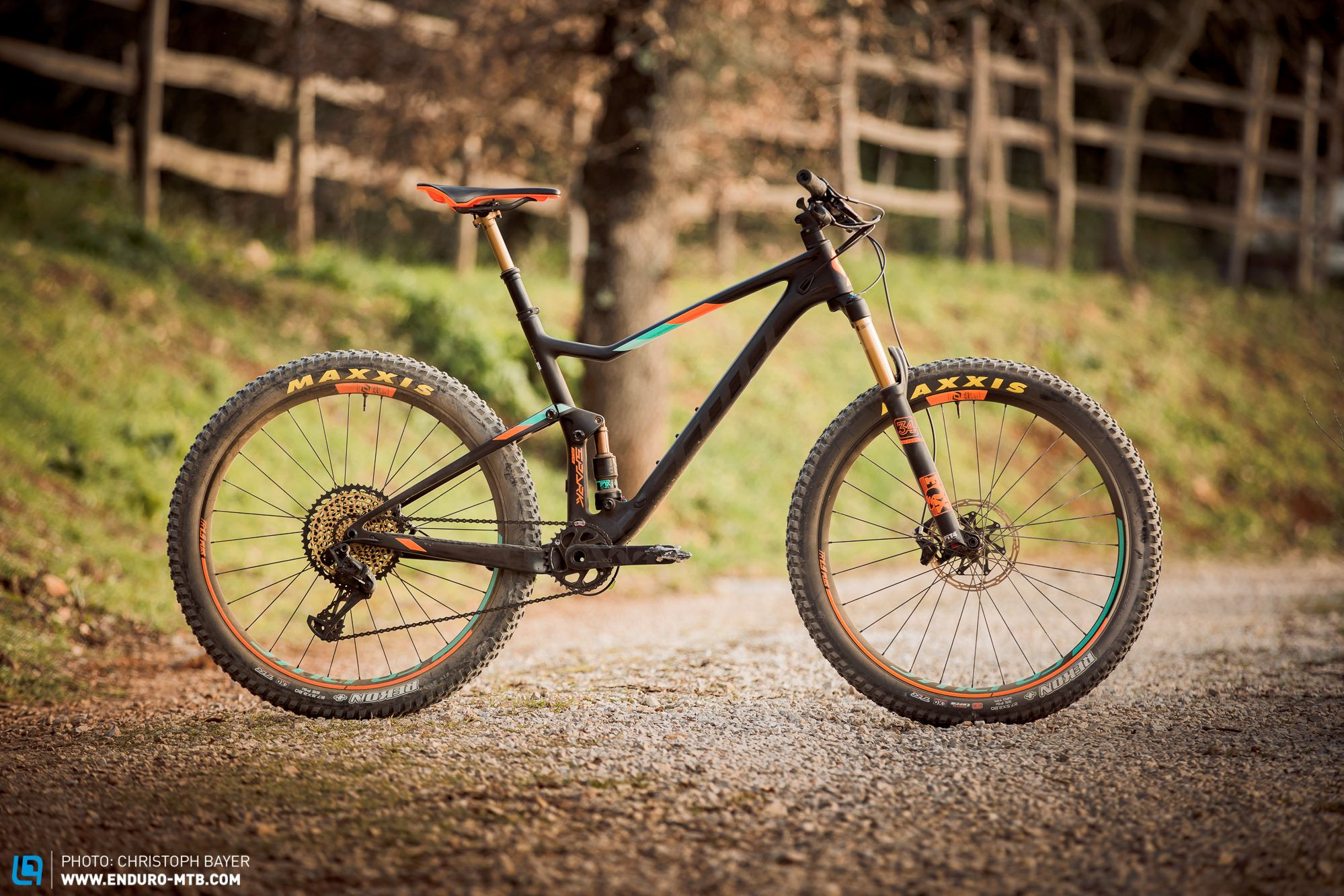 SCOTT duly launched the SCOTT Spark Plus, a much more trail-orientated bike with more travel, plus-size tires, and ultimately the potential for more grins.