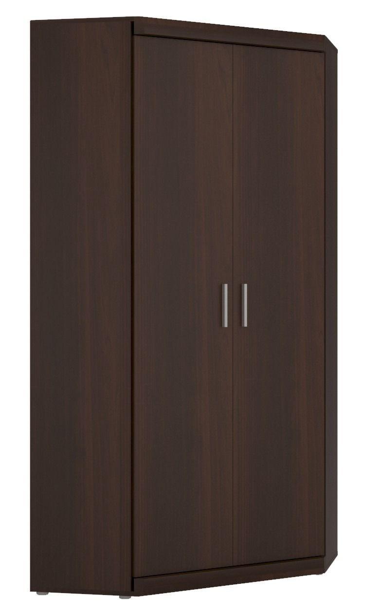 Imperial Tall Corner Cabinet In Dark Mahogany Melamine Tall Corner Cabinet Furniture Prices Corner Cabinet
