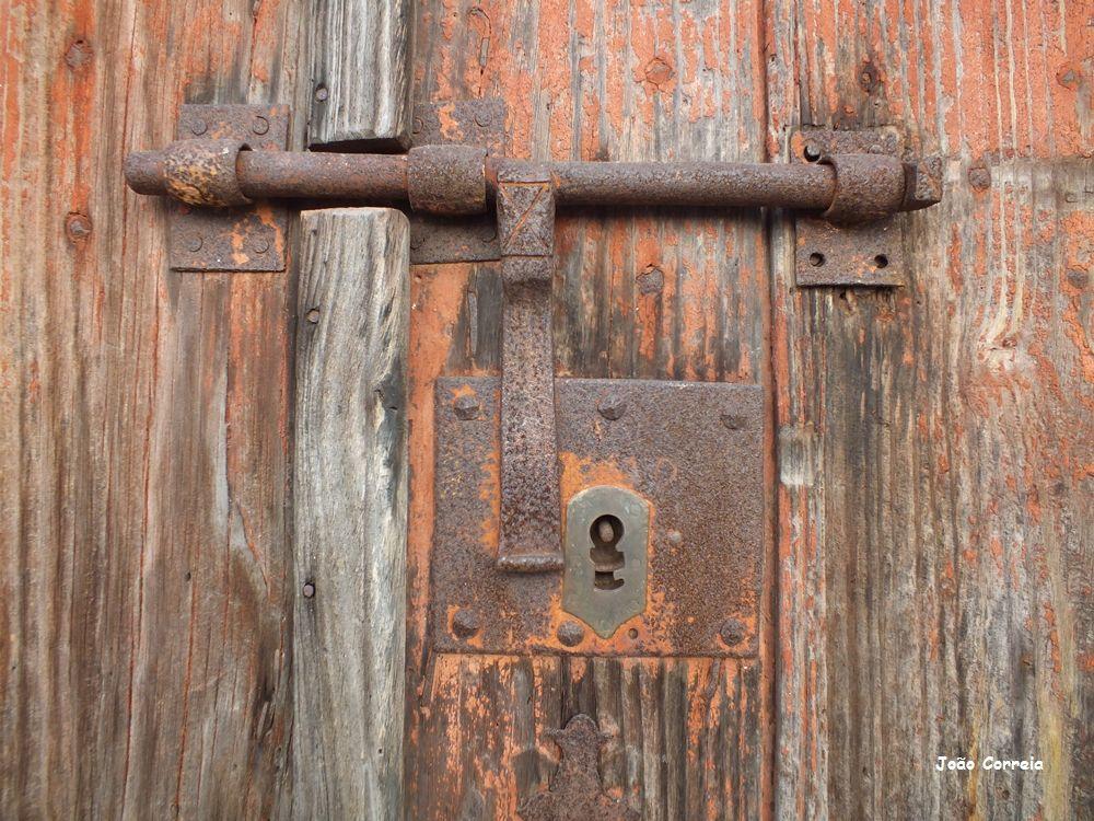 Doors in the old Mértola - Mertola Beja - Portugal Portugal