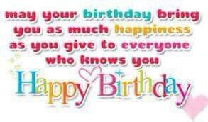 Pin By Jenise Scarborough On Birthday Greetings Happy Birthday
