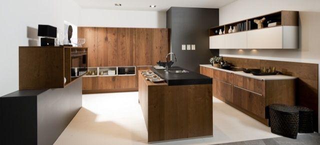 Fot Kuchnia z linii Legno/Soft Lack, Nolte Küchen Ideen Haus - www nolte küchen de