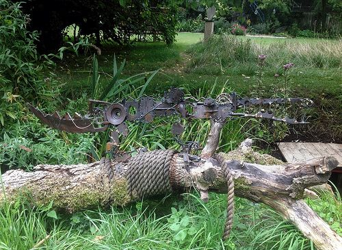 Croc, metal,now sold