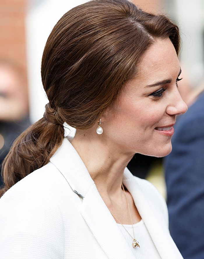 Kate Middleton Is Clearly Infatuated With These 4 Pieces of Jewelry