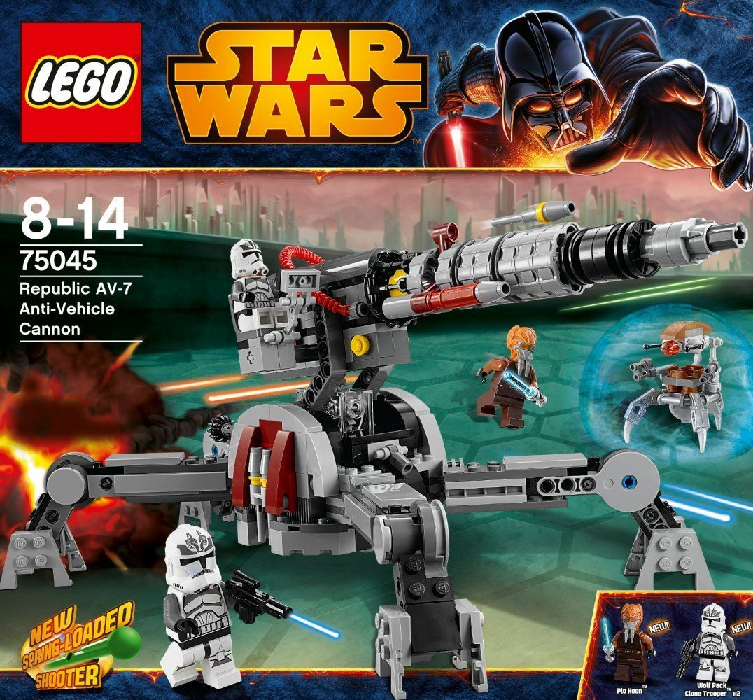 Lego star wars iii the clone wars vehicle info - Lego Lego Star Wars