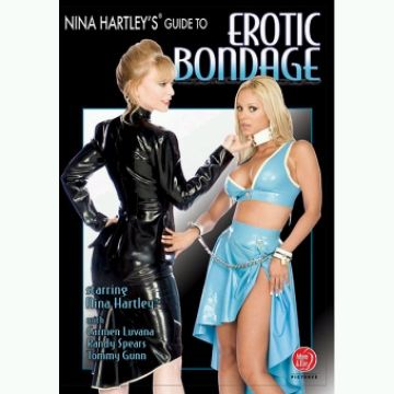 Ninas Guide To Erotic Bondage Adult Dvd Video Xxx