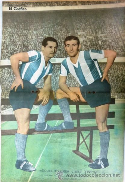 Adolfo Pedernera & Ruben Pontoni