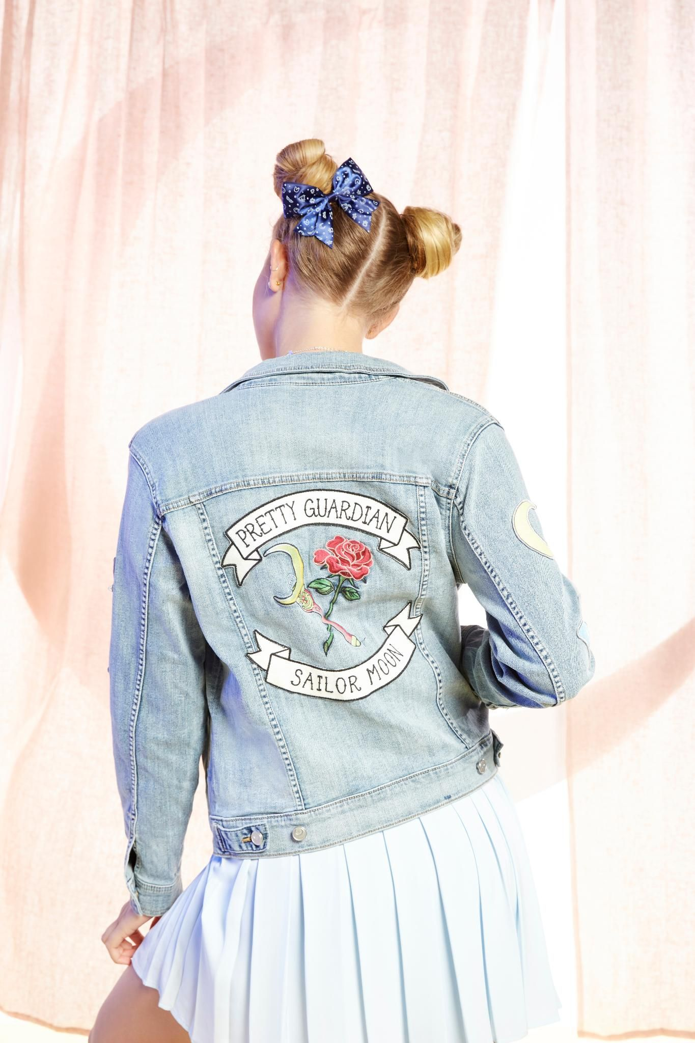 6f3ddb68453 Sailor Moon Denim Jacket - BoxLunch Exclusive in 2019