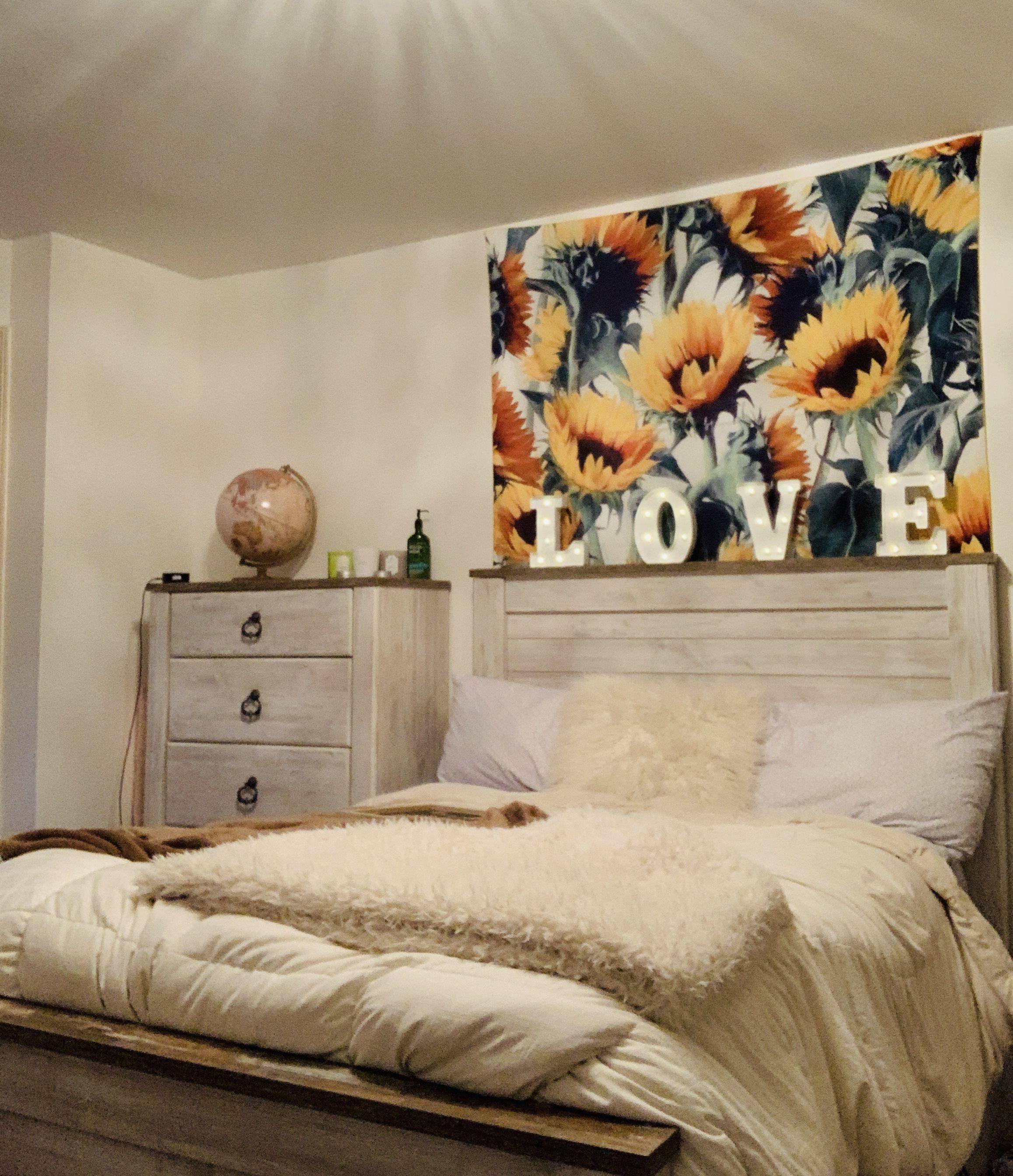 sunflower room   Room, Sunflower room, Home decor