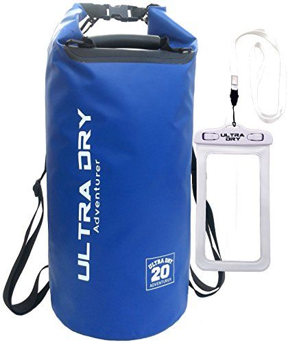 6bf3948e3862 20L Premium Waterproof Bag Sack with phone dry bag and Long Adjustable  Shoulder Strap Included blue 20 L -- Find out more about the great product  at the ...