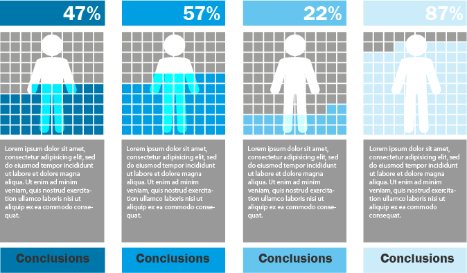 Prezi Template To Demonstrate Statistics Or Survey Results  Prezi