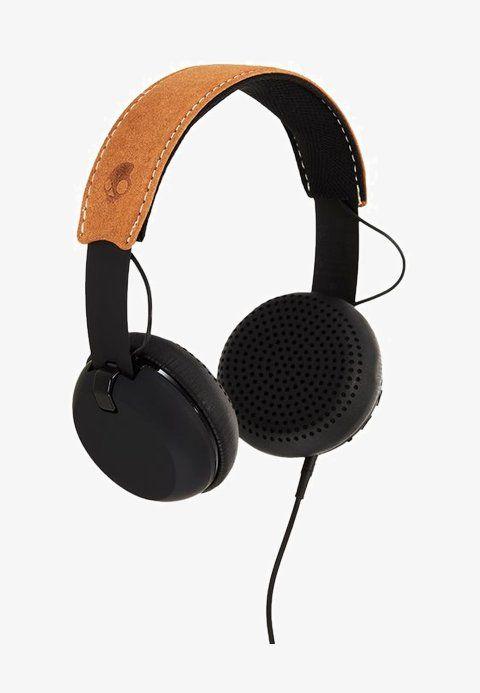 Grind On Ear Wireless Kopfhorer Black Tan Zalando De Ear Wireless In Ear Headphones