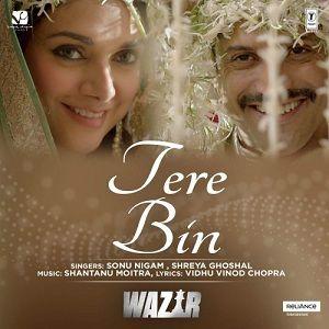Tere Bin Free Karaoke Wazir Free Mp3 Karaoke Free Hindi Karaoke Mp3 Song Download Mp3 Song Indian Movie Songs