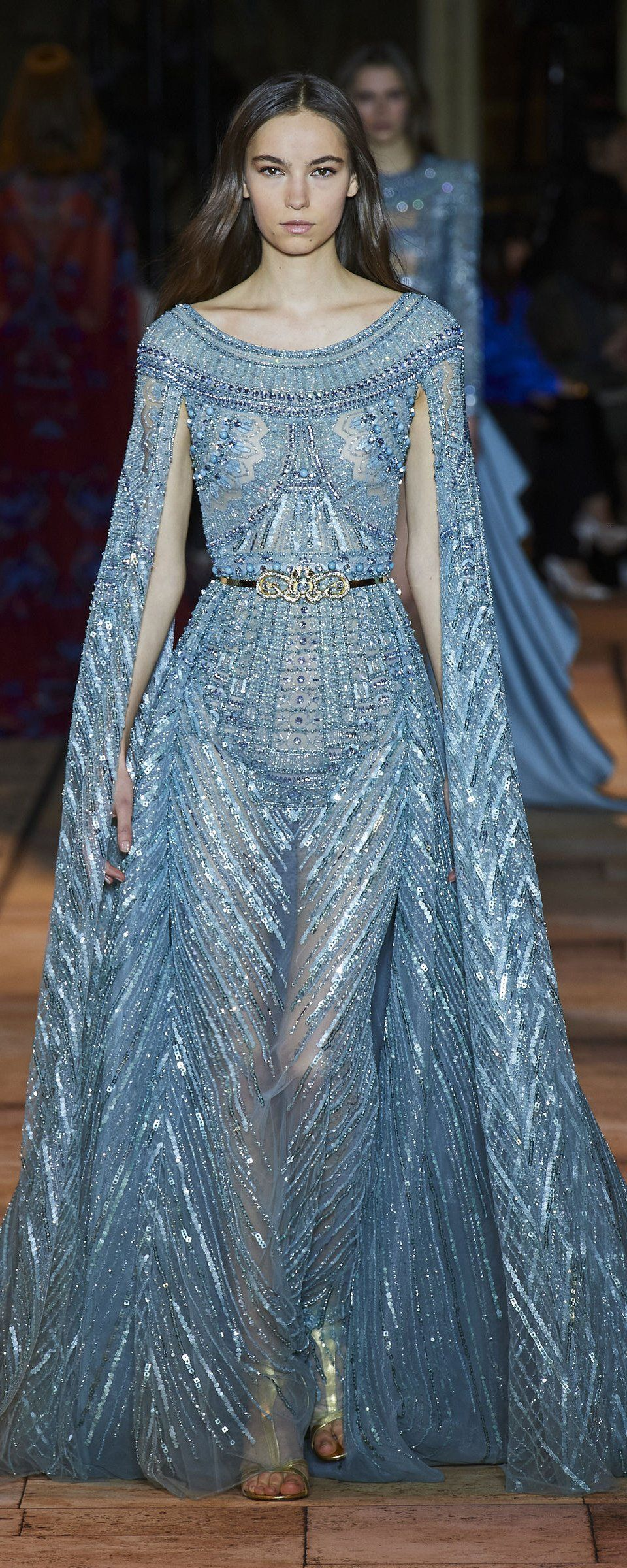 Zuhair Murad Spring Summer 2020 Couture Fashion Victor Harper Couture Couture