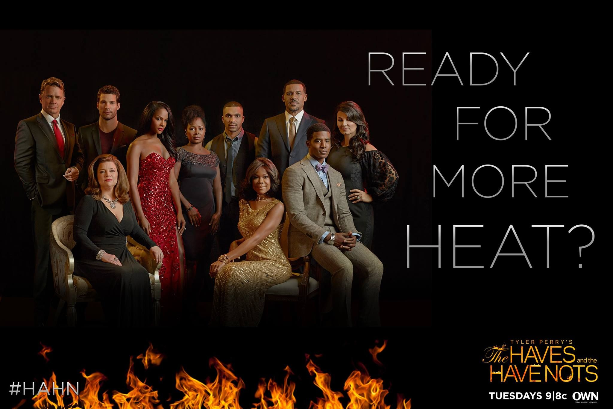 Season 4 Of Tyler Perry S The Haves Amp The Have Nots Ready