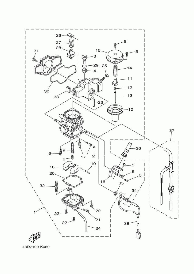 16 Raptor 660 Wiring Diagram Diagram Pattern Electrical Wiring Diagram