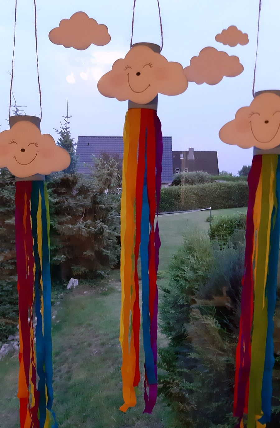 Photo of Rainbow wind chime