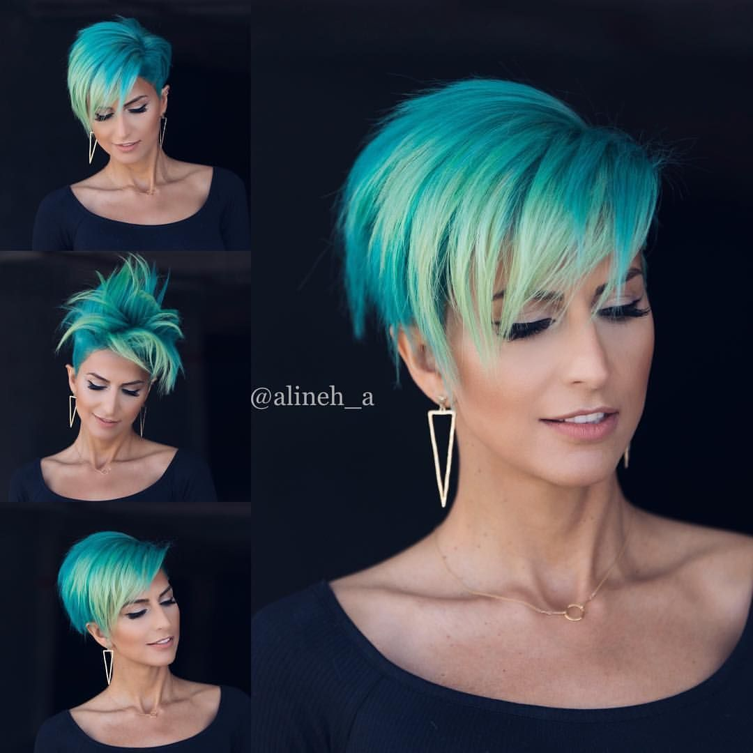 Pin on Best hair colors for short hair