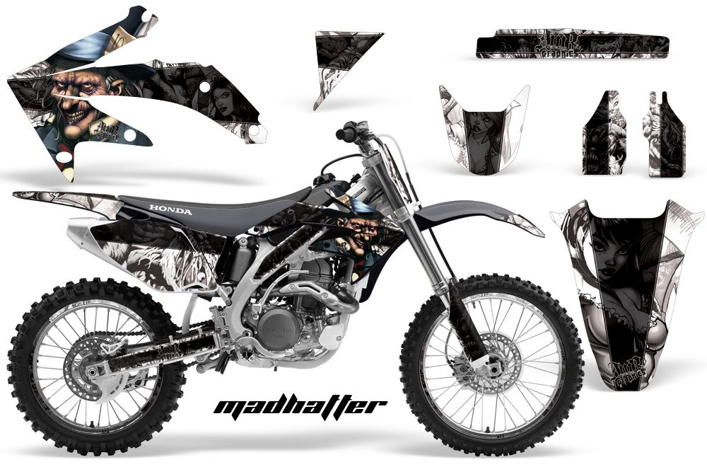 Honda CRF450R Graphic | Stickers and Decals | Honda CRF450R