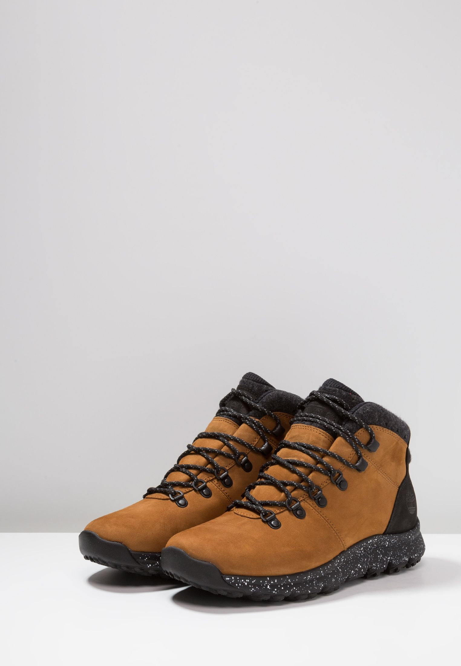 Timberland WORLD HIKER MID Bottines à lacets tangrey