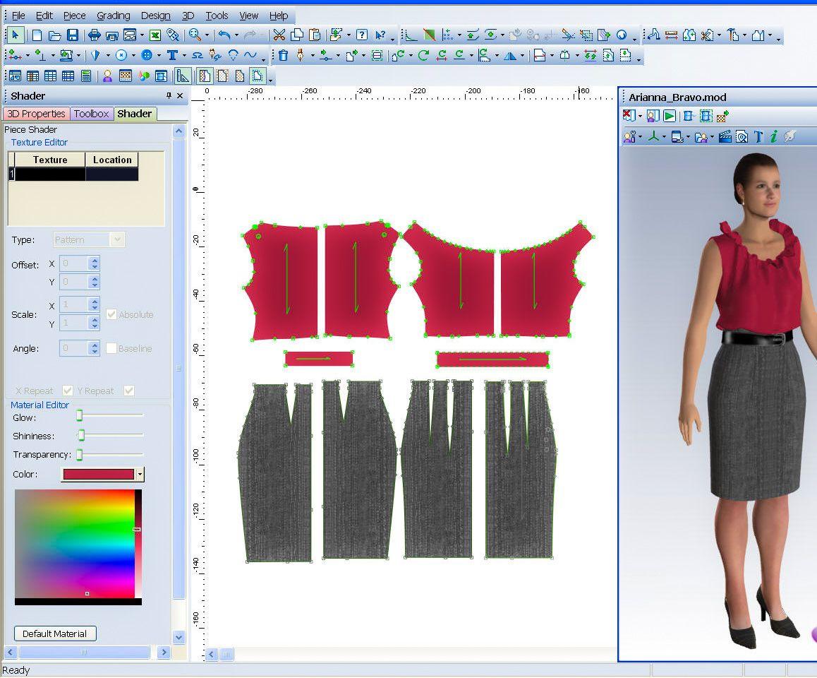 Software para dise ar ropa programas para dise ar ropa for Software diseno cocinas 3d gratis
