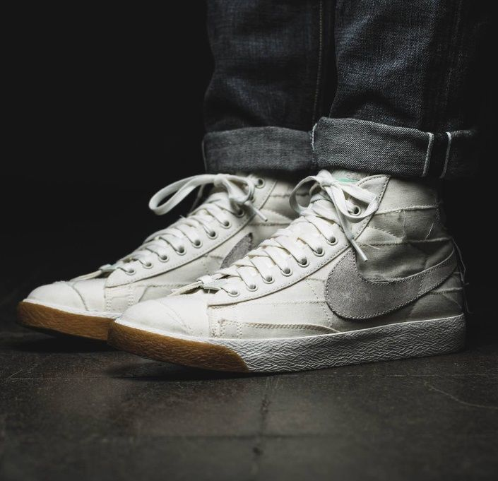 Caracterizar Dando Lectura cuidadosa  Nike SB Blazer PRM Vintage: White | Nike shoes outfits, Sneaker head men,  Nike shoes outlet