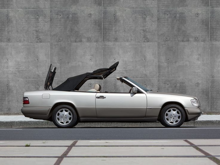 Cool Mercedes Young Classic Cabriolet On The Up And Up Autos - Cool young cars