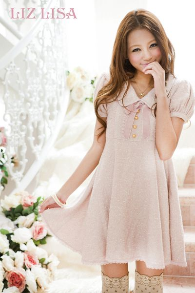 Pin On Style Lolita Variations Kei Variations Japanese