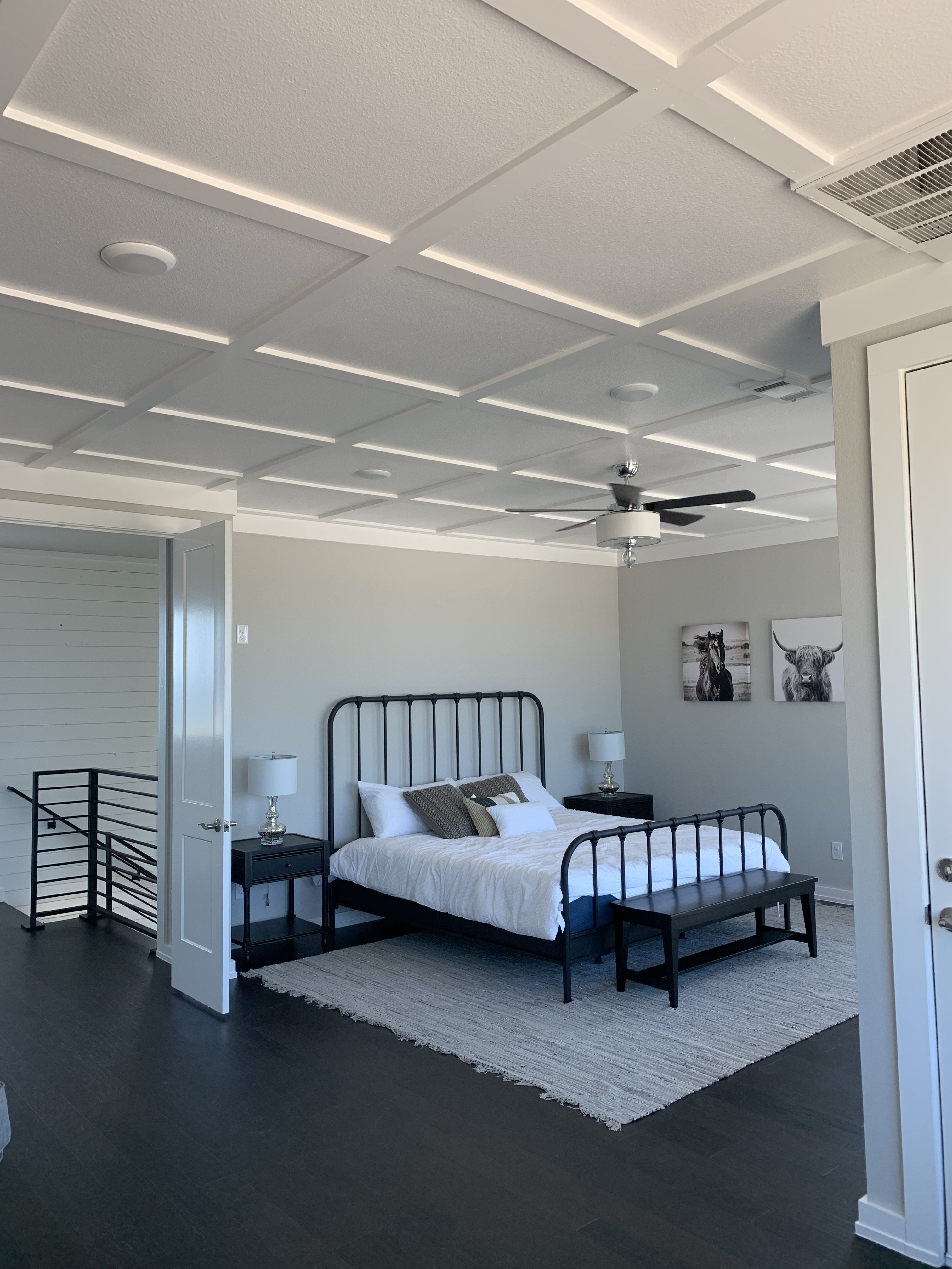Best A Spacious Master Bedroom Located On The 3Rd Floor Of The 640 x 480