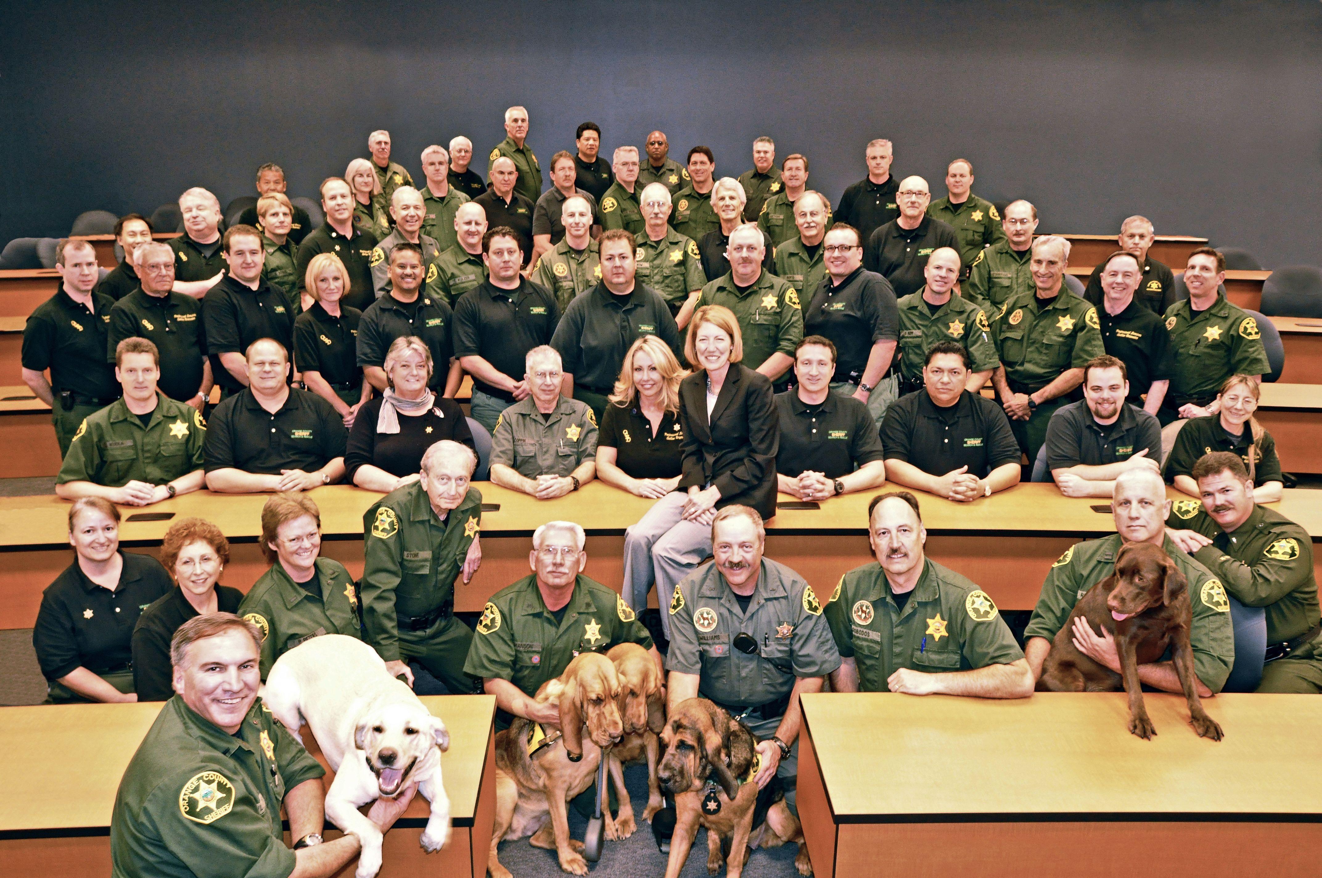 Search & Rescue Reserve Unit Team Orange County (Ca